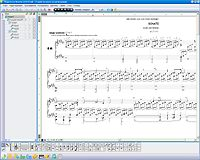 Music Notation Software - Print your Music!